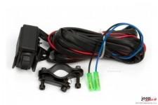 Przewodowy przełącznik na kierownicę, ATV