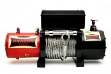 Wyciągarka MAVERICK DWM 8000 HD z liną stalową