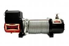 Wyciągarka MAVERICK DWM 13000 HD z liną stalową